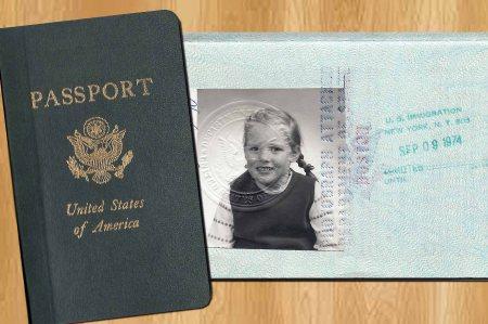 Passport 1974