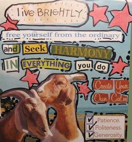 Live Brightly