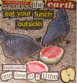 Lunch Outside