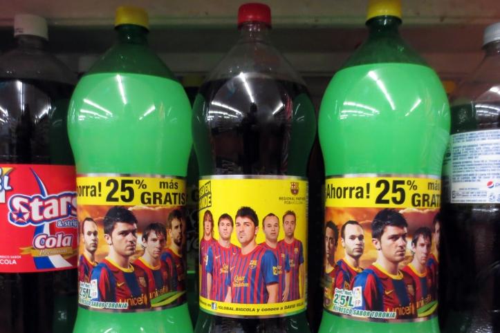 Barca Bottles