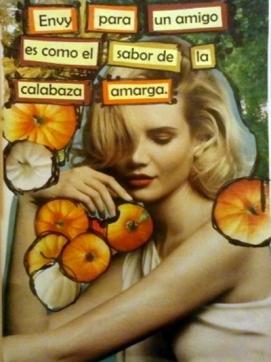 Calabaza Amarga