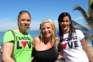Holly, Me and Eva: We Choose Love!