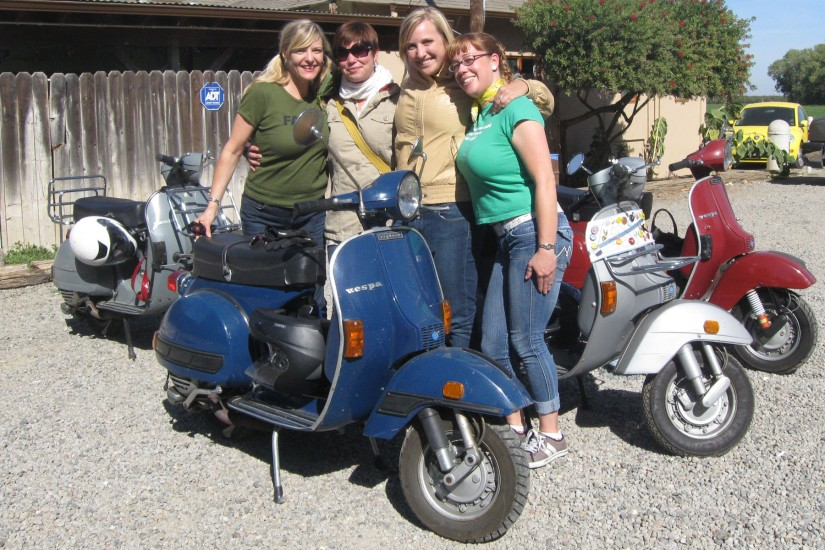 Girl Scoots