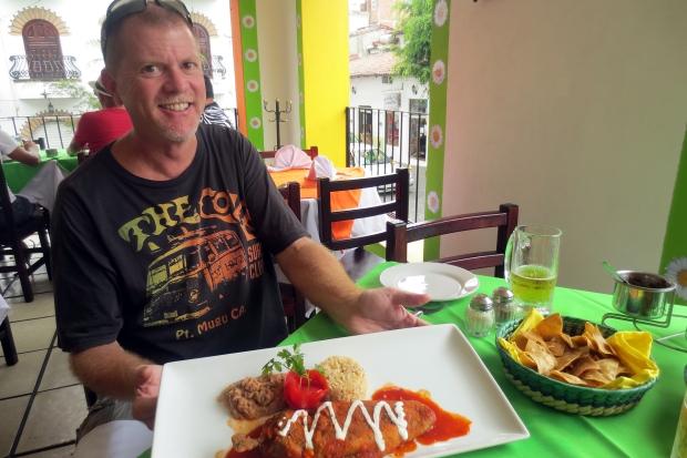 Calamardo at Las Margaritas