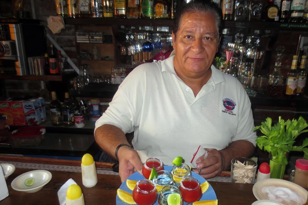 David at La Mesa del Coco