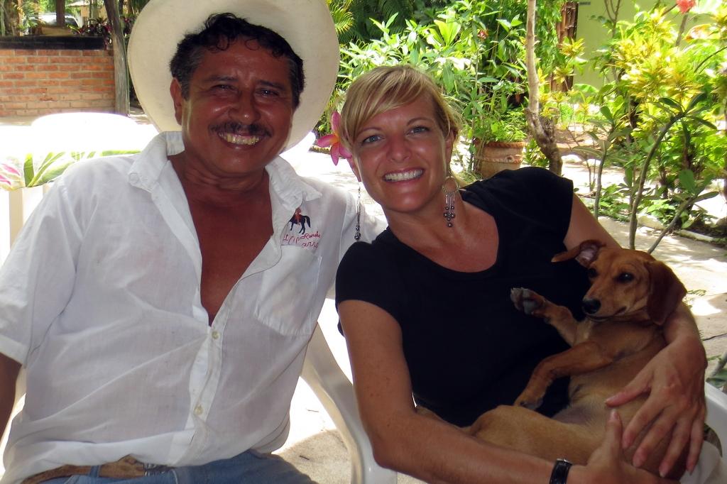 Ramon and me