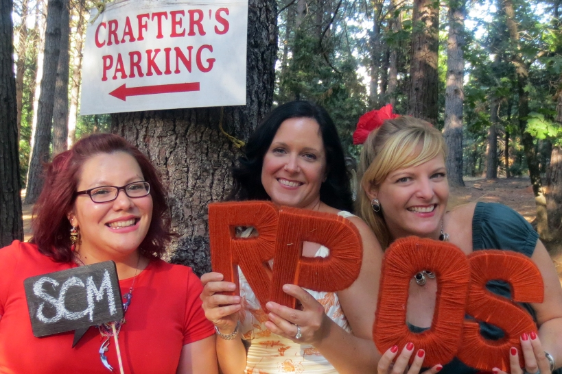 Crafters' Parking