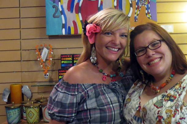 Kate y Lorraine