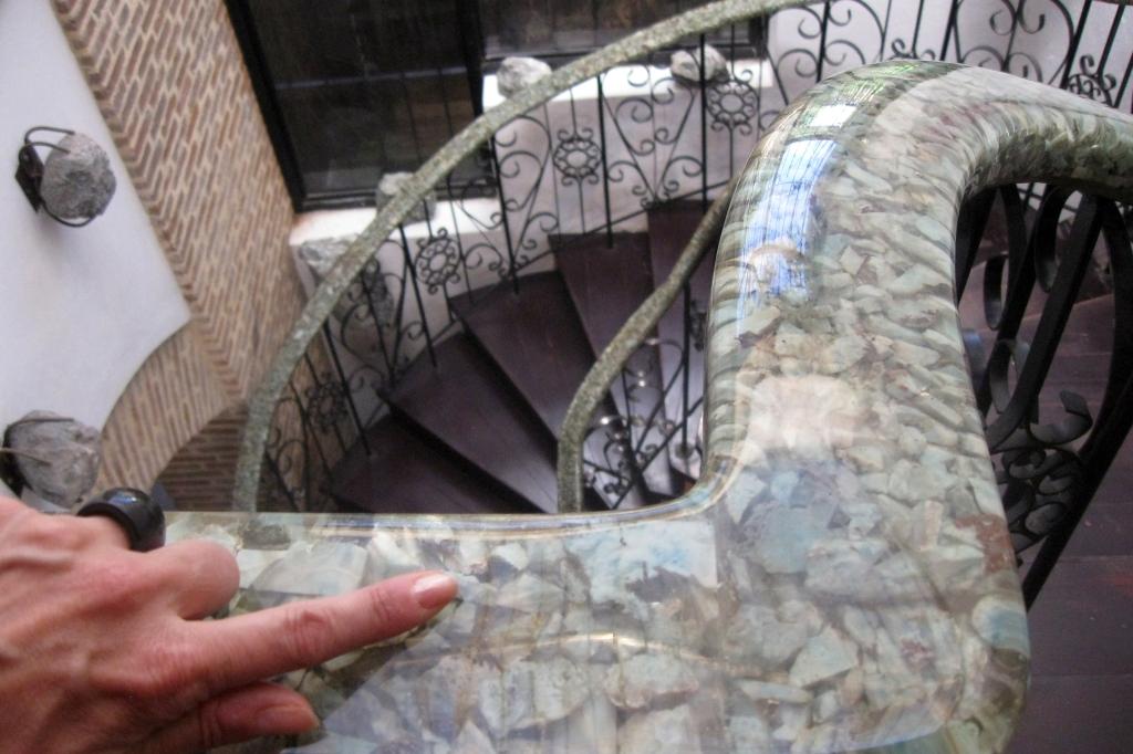 Larimar Stairs