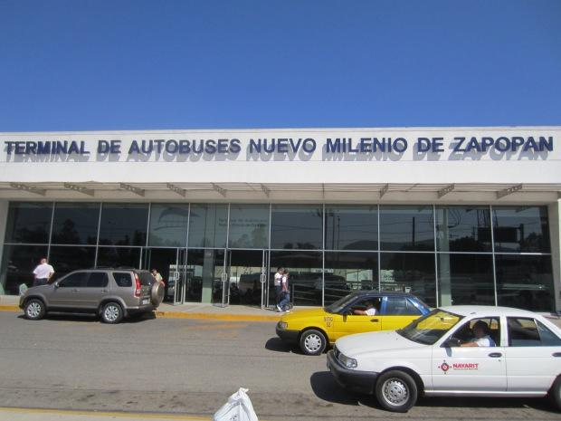 Terminal en Zapopan