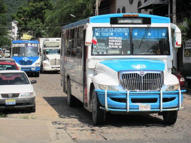 Blue Bus PV