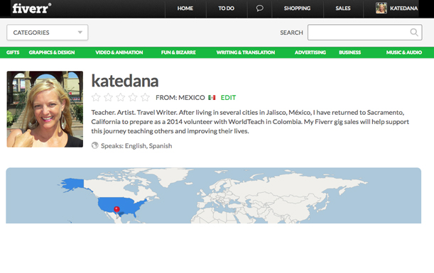 Fiverr.com/katedana