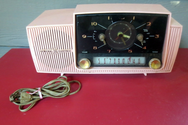 GE Clock Radio