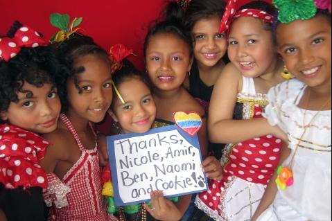 Nicole, Amir, Ben, Naomi and Cookie, Portola Valley, CA