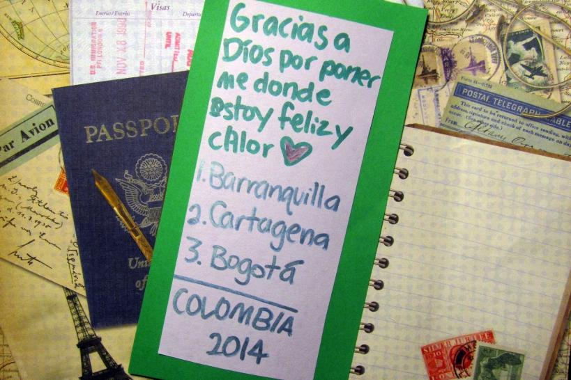 Barranquilla prayer