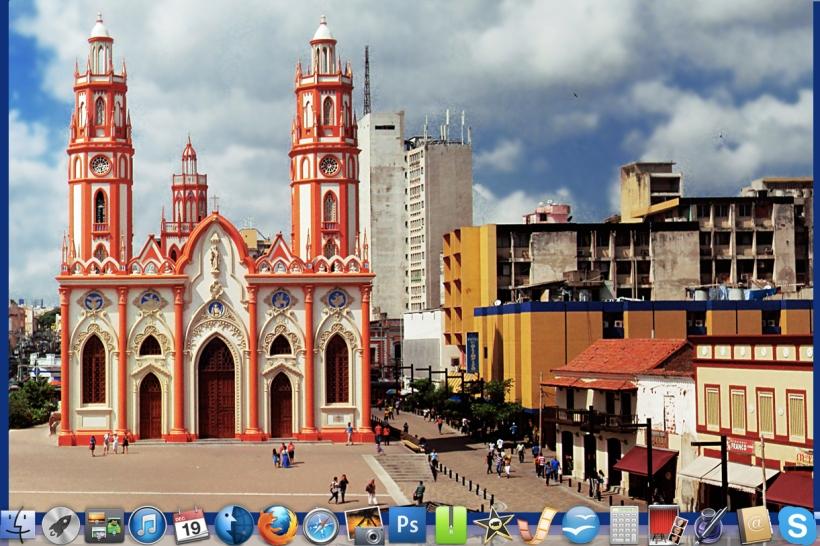 Barranquilla desktop