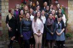 Teacher Camp ladies