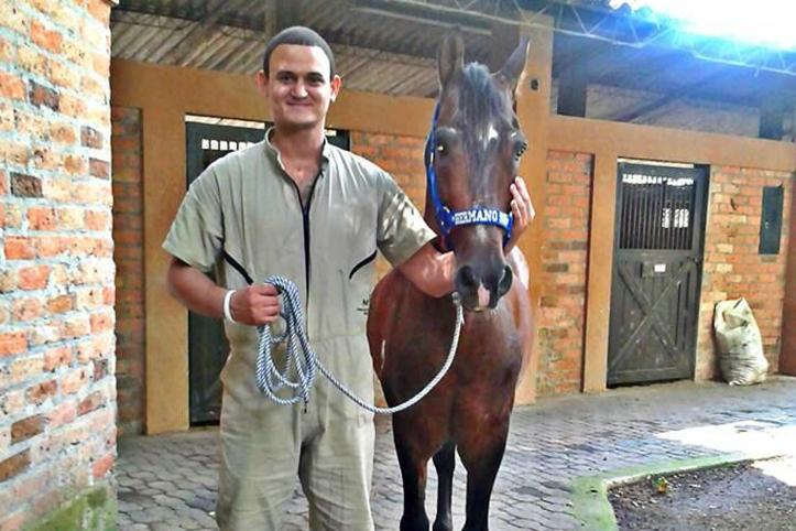 oscar-caballo