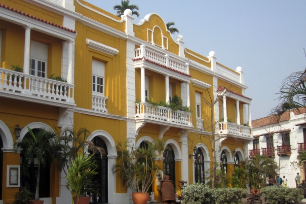 Cartagena Architecture