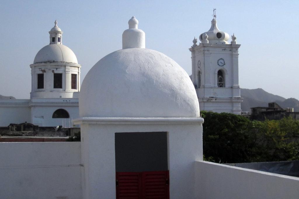 Masaya roof view