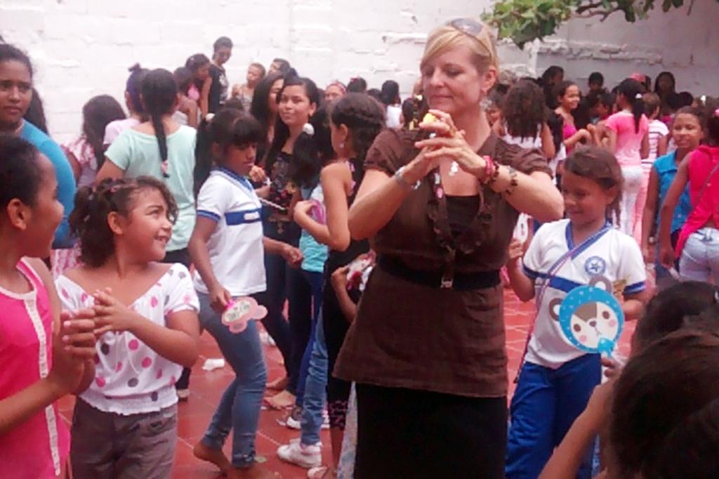teacher-bailar
