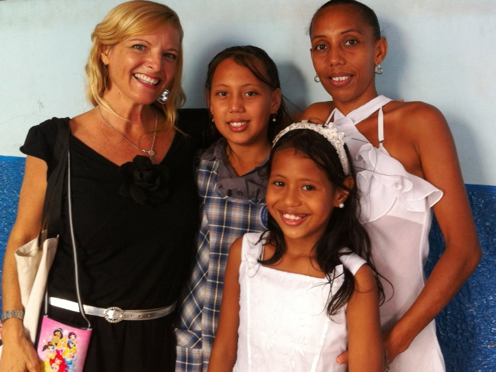 with the Pulido Escorcia family. I had both girls in class. LOVE