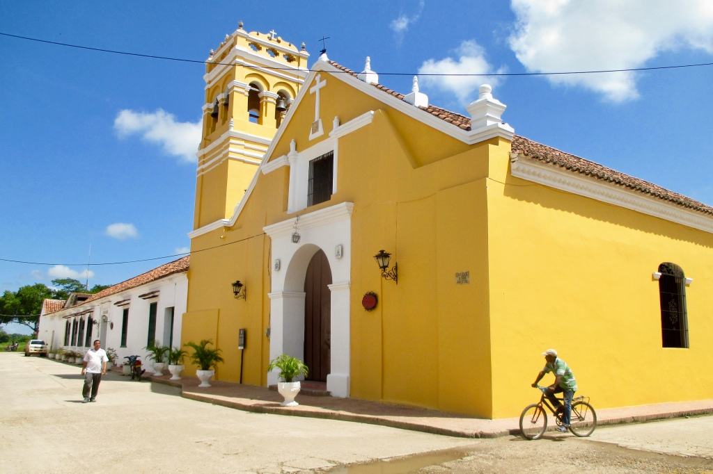 San Augustin, don't confuse it with Santa Barbara