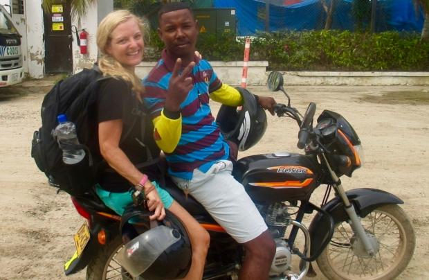moto-caribe