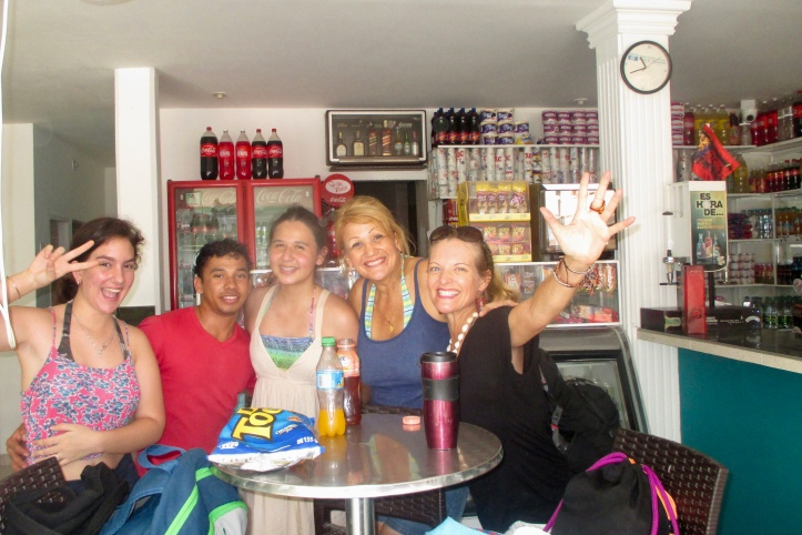 Favorite tienda in Pasacaballos on the way to Playa Blanca