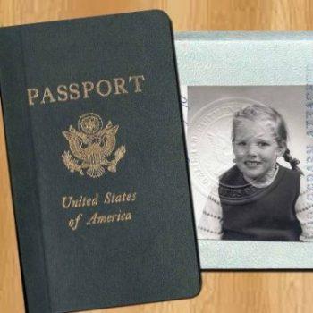 Passport Kate Dana